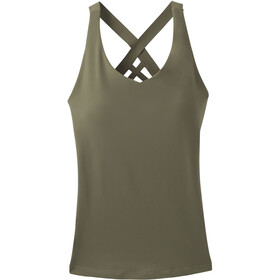 Prana Verana Top Damen rye green